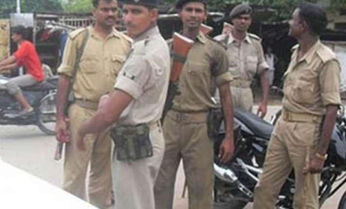 six die four injured in road mishaps in bihar