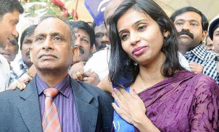 mha rejects devyani khobragade s plea of dual citizenship