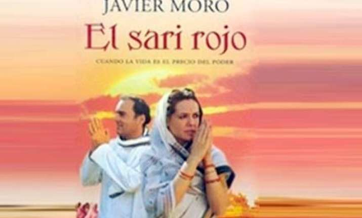 congress unhappy over book on sonia selling in europe latin