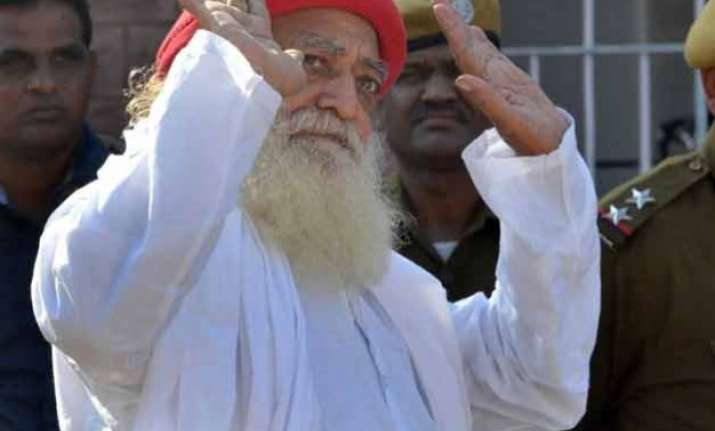 asaram case police submit proof of girl s minor age