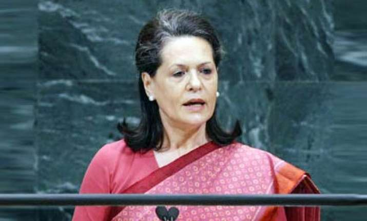 sonia says those guilty of corruption in games will not be