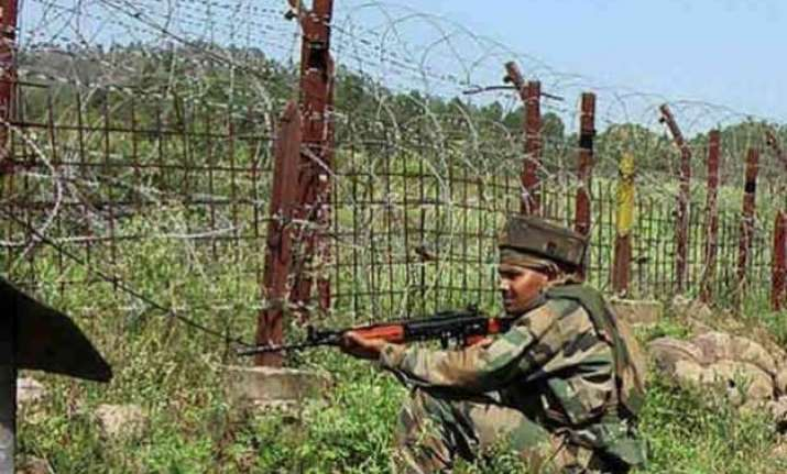 pakistan fires at indian positions in jammu