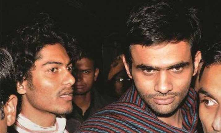 jnu row delhi police continues questioning of umar khalid