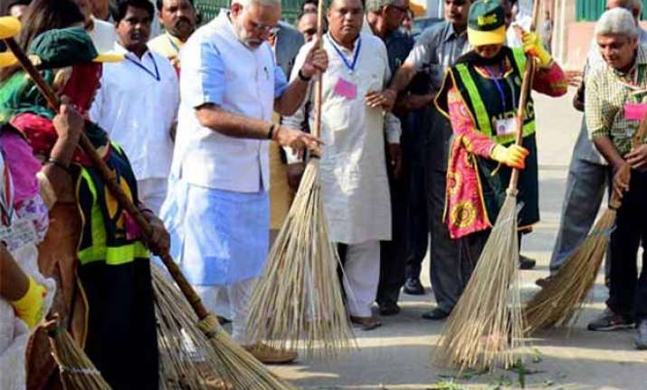 1 year of swachh bharat abhiyaan a lot remains to be done