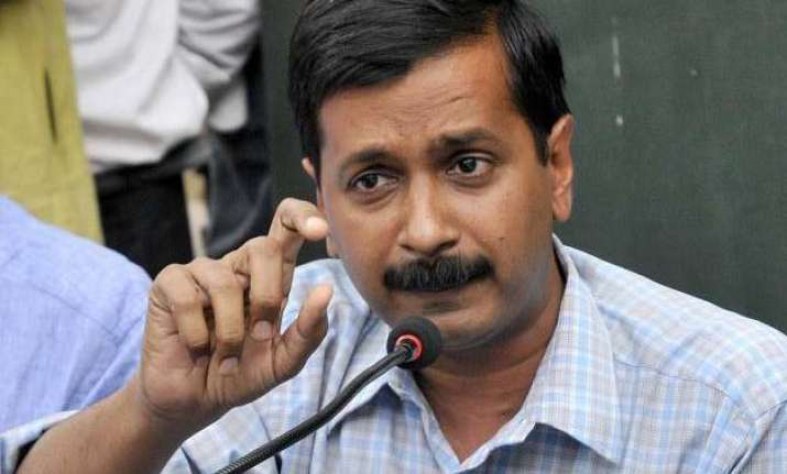 delhi police plans notice to cm kejriwal in anand parbat