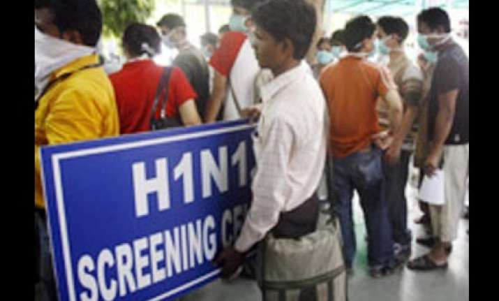 84 deaths due to swine flu in mid august