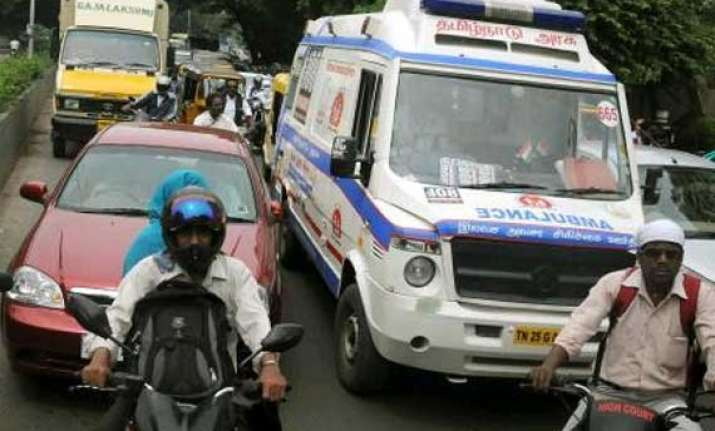 24 hour strike by 108 ambulance workers from oct 21