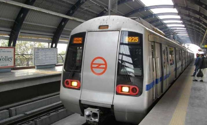 scam unearthed in delhi metro official arrested