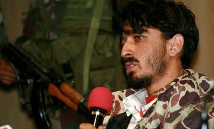 let camps still active in pakistan says arrested militant