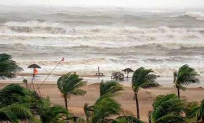 cyclone hudhud ndrf sends in more teams to vizag total 13