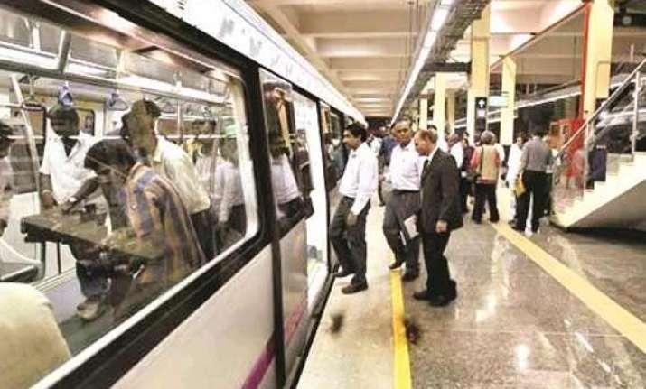 metro to run at altered timings on diwali