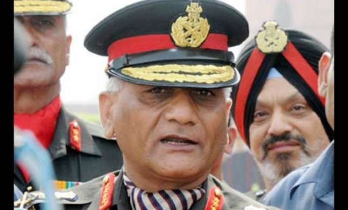 people want afspa withdrawal for political gains army chief