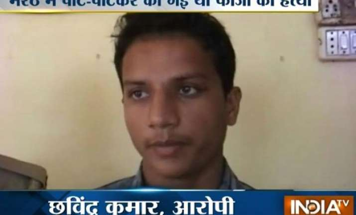 meerut 4th accused arrested for killing jawan who took on