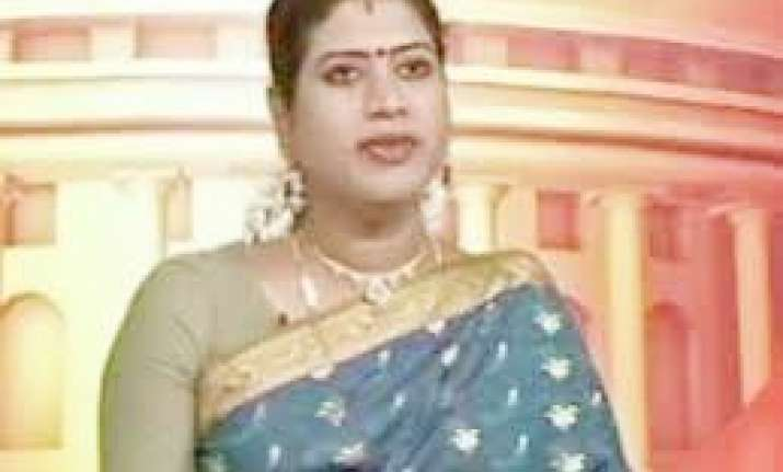 know padmini prakash india s first transgender tv anchor