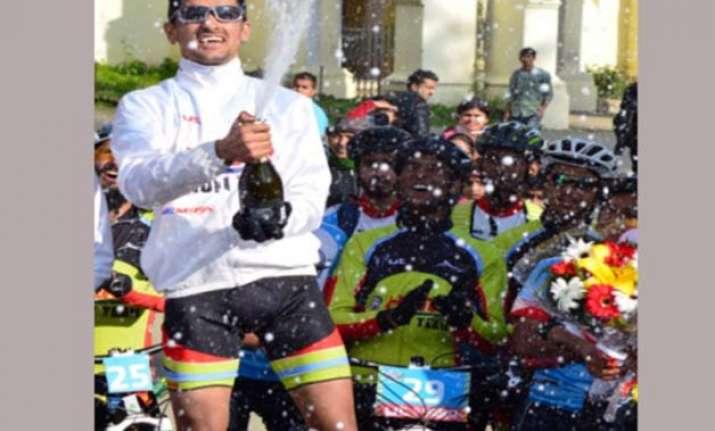 hero action team dominates ut mtb shimla race