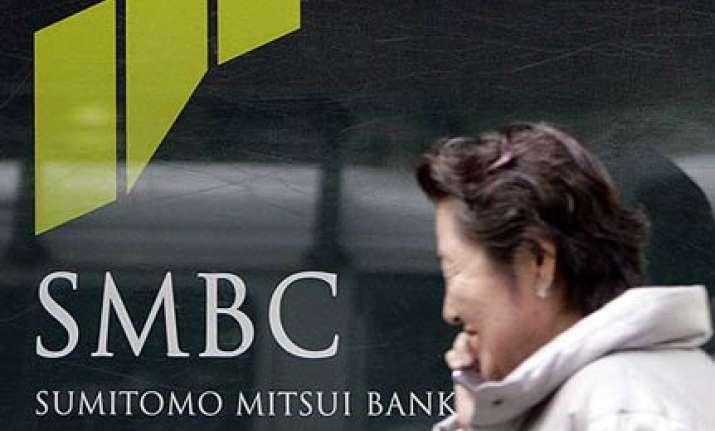 sumitomo mitsui pays 293 million for stake in kotak bank