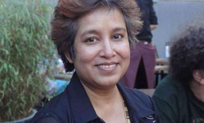taslima nasreen fans take to twitter demand indian