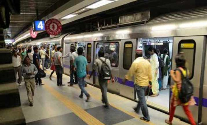 now delhi metro stations to double up as terminals for e