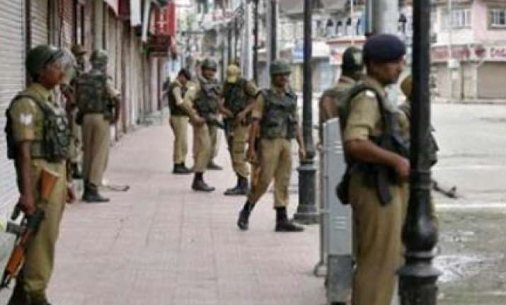 curfew lifted from almost entire kashmir valley