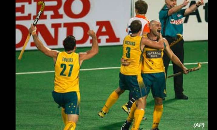 australia to meet germany in world cup final