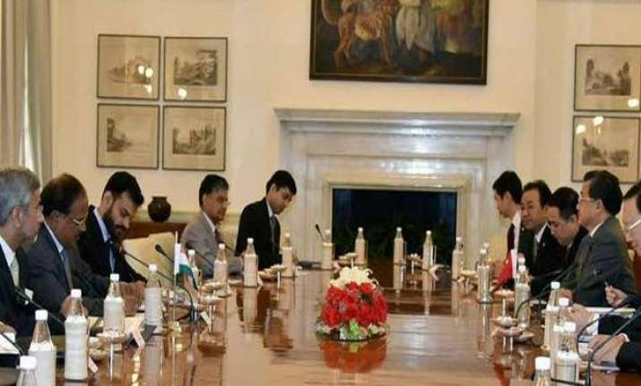 7th annual defence dialogue indian chinese officials to