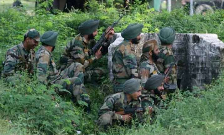 terrorists attack army camp in samba hurl grenades