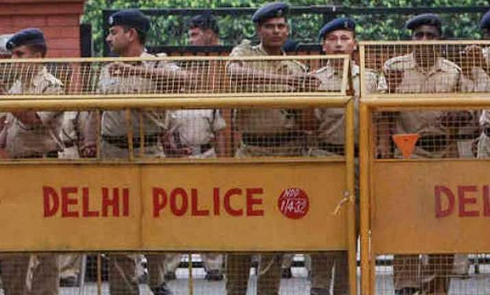 delhi police opposes the removal of archaic words from