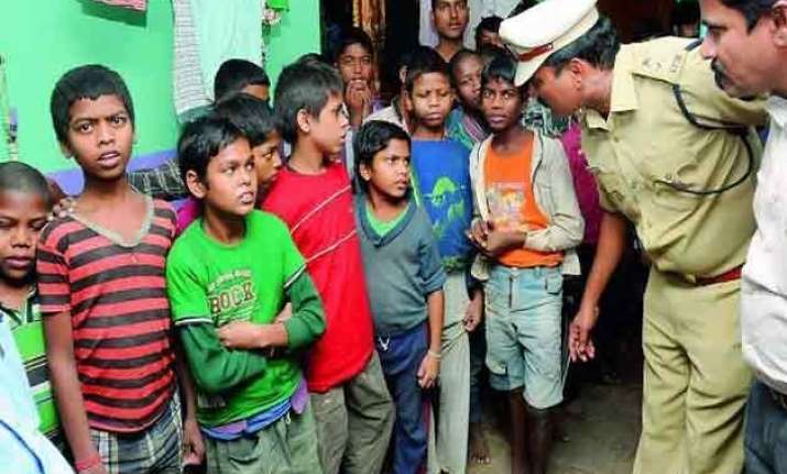 police 350 child labourers rescued from hydrabad over week