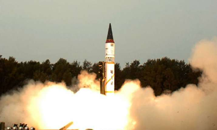 agni v 10 things you should know about india s latest fire