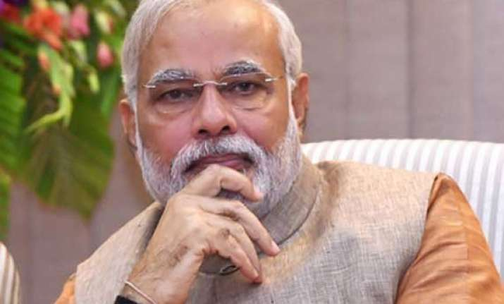 pm narendra modi holds emergency meeting to review
