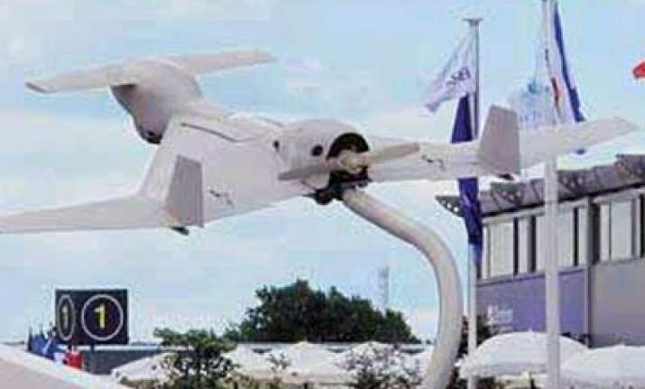 india to induct smart suicide bomber drone
