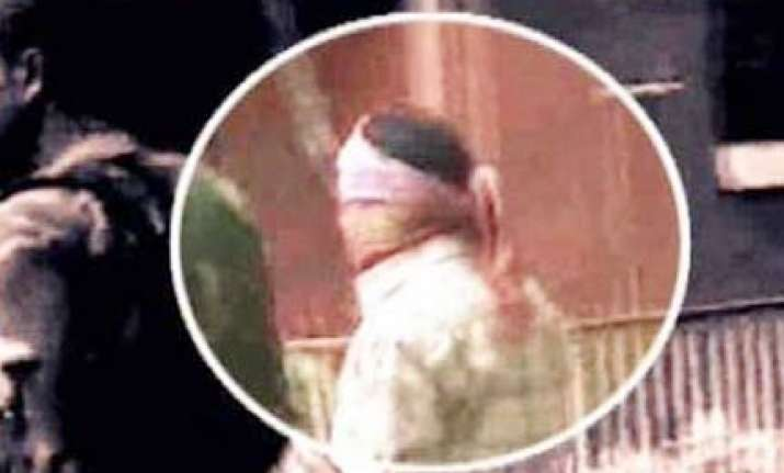 bengal cid arrests van owner who ferried train saboteurs