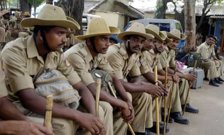 police to create workforce to check mafia gangs