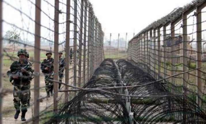 pakistani rangers violate ceasefire in saujan sector of