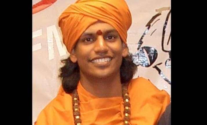 swami nithyananda dismisses allegations of rape corruption