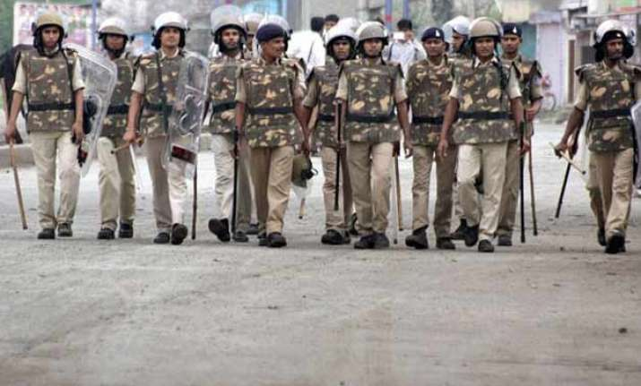 curfew continues for 2nd day in bikaner