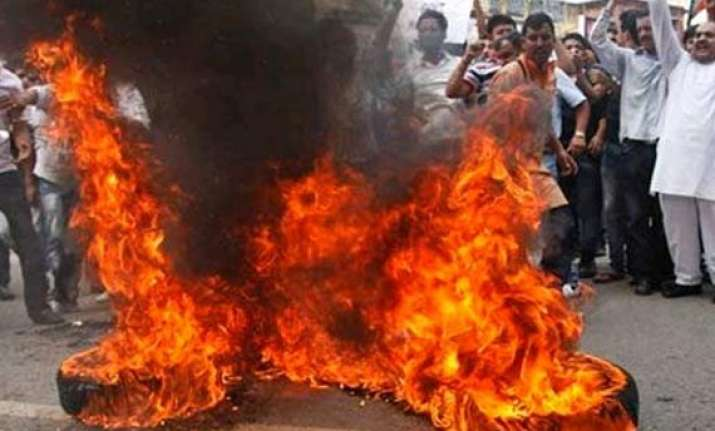 jknpp holds anti pak protest over ceasefire violations