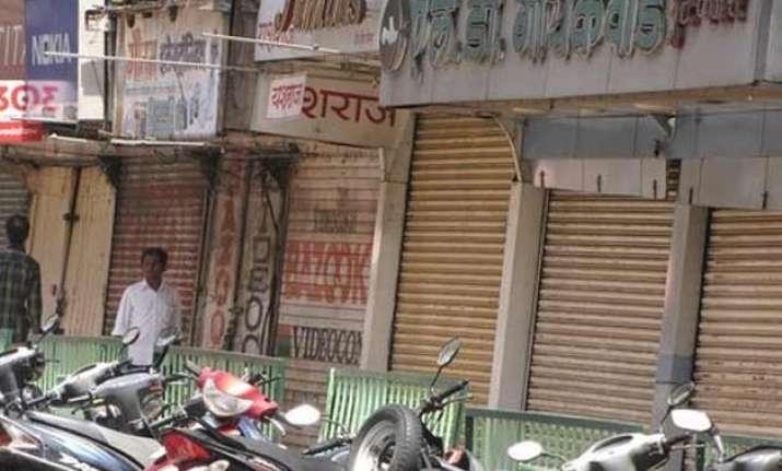 army slams nashik police over serial bandhs seeks probe