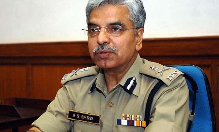 special training for delhi police commissioner bassi