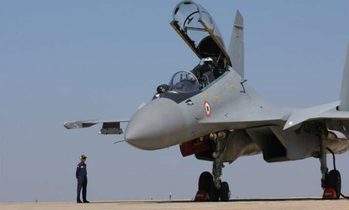 sukhoi 30 fighter aircraft crashes in assam pilot co pilot