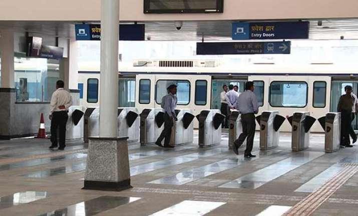 metro putting up 210 new afc gates