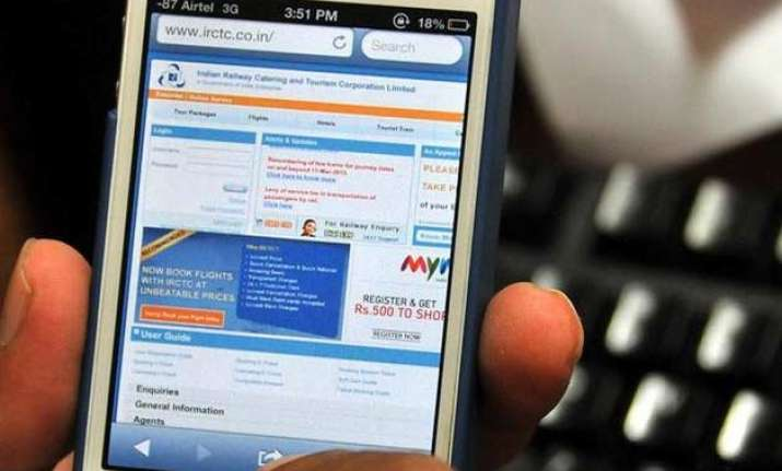 irctc resolves its one minute scam allows one ticket per