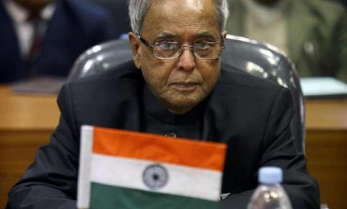 president pranab mukherjee leaves for norway finland