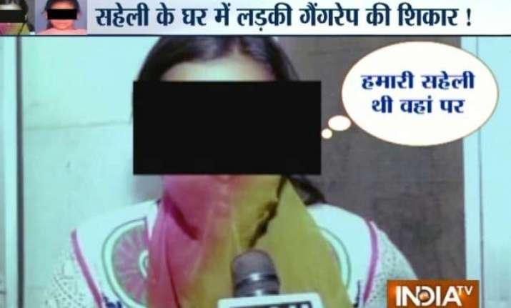 moga s shame young woman alleges gang rape