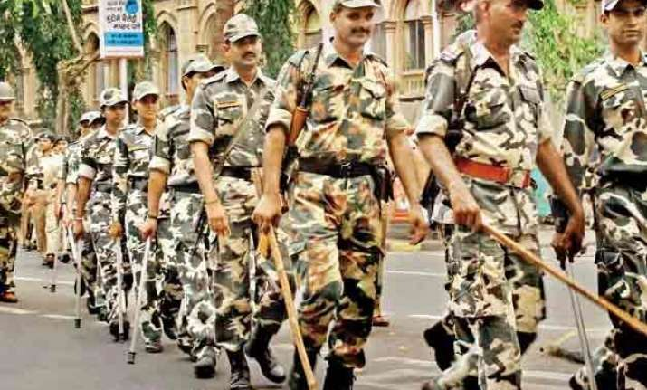 paramilitary forces waiting on government to decide on orop
