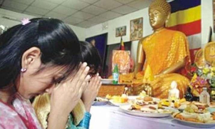 buddha purnima celebrated at bodh gaya
