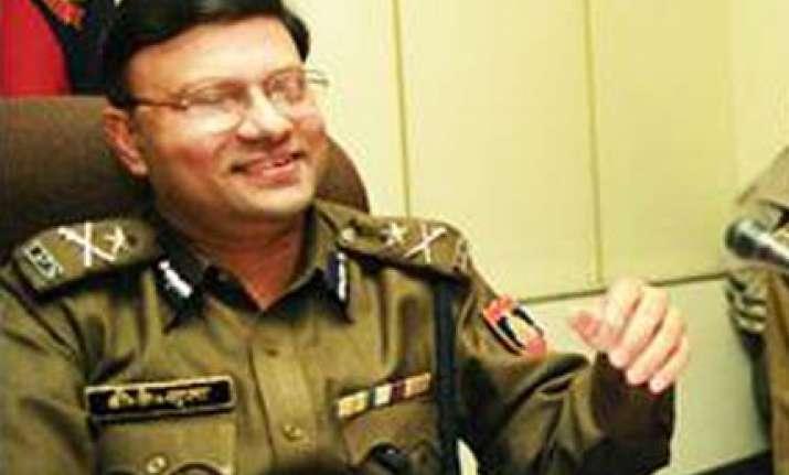 delhi police chief to move out b k gupta may be new chief