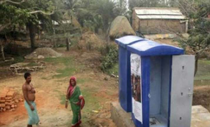 toilets built at a cost of rs 1.90 lakh goes missing