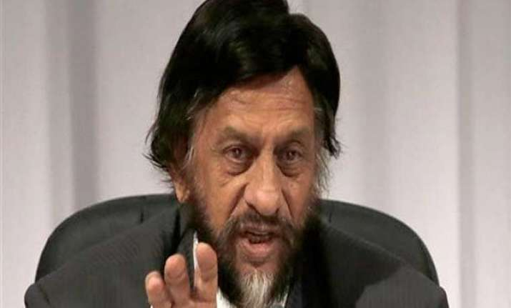 r k pachauri moves court seeks permission to travel abroad