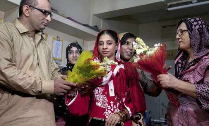 aiims doctors to take geeta s dna samples to identify